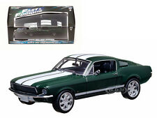 1967 FORD MUSTANG THE FAST AND FURIOUS 2006 TOKYO DRIFT 1/43 GREENLIGHT 86211