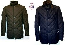 SCONTO 20% BARBOUR GIACCA TRAPUNTATA QUILTED LUTZ  MWX0508 JACKET STILE EQUESTRE