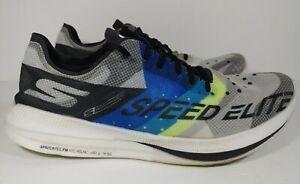 Men's Skechers GOrun Speed Elite Hyper Running Athletic Shoes Size 12