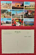 Vintage Australian Postcard. Views Of Ballarat
