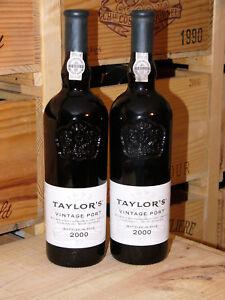 2000er Taylor's Vintage Port - Simple Immense