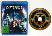 Blu-ray X-MEN - APOCALYPSE dt. OVP Fassbender/Magneto/Mystique/Lawrence