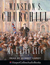 My Early Life by Sir Winston S. Churchill (Audio cassette, 1994)