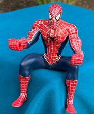 """Spider-Man w/Jointed Arms & Legs Replacement 4.5"""" Action Figure For Motorcycle"""