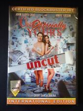 Unofficially Yours Filipino Dvd