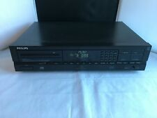 Philips CD630 CD-630 CD Player. Philips TDA1541A DAC. 27Bit Working VGC