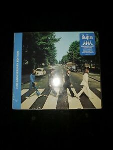 Abbey Road by The Beatles (2019, 2 CD, 50th Anniversary Edition)