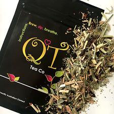 Lemongrass Ginger & Hibiscus CERTIFIED ORGANIC 100g Herbal Tea Loose Leaf Tea