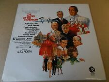 THE SHOES OF THE FISHERMAN,SOUNDTRACK LP ON MGM CS 8103,1968