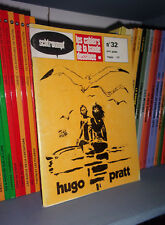 Hugo Pratt - Les cahiers de la bande dessinée N°32 - 1977 - BD