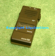 Philips LFH 285 Retro Pocket Memo Mini Cassette Enregistreur Vocal Dictaphone 0285