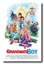 Grandma's Boy Movie Poster 24x36 Inch Wall Art Portrait Print