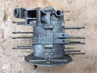 VW, Brezel, Barndoor, KDF, 35 PS, 1958, Motorgehäuse, gebraucht