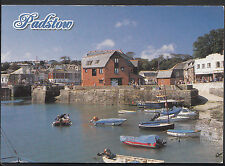 Cornwall Postcard - View of Padstow Harbour   LC5222