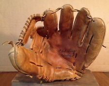 PHIL LINZ NEW YORK YANKEES MACGREGOR USA MADE VINTAGE BASEBALL GLOVE