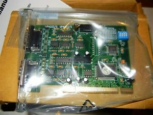 StarTech 2 Port RS-422/RS-485 Optically Isolated Serial PCI card # PCI2S422ISO