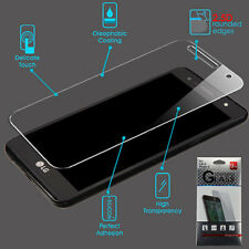 Tempered Glass Screen Protector 2.5D) for LG US701 X Power 2) LG M327 X Charge)