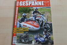 151900) Harley-Davidson V-Rod LBS Gespann - Motorrad Gespanne 116/2010