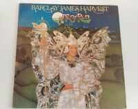 Vinyl LP Barclay James Harvest Octoberon Polydor Embossed Sleeve