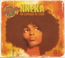 Nneka - No Longer at Ease (CD 2009) CD + CD Single