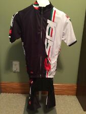 New W/Tags. Sidi Men's Cycling Jersey/shorts Combo Kit. Men's Size Medium