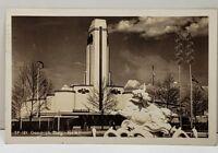RPPC, New York World's Fair, GOODRICH BUILDING Underwood Real Photo Postcard C19