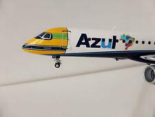 Azul Brazilian Airlines Ayrton Senna Embraer E195 1/200 Herpa 557030 195 Brasil