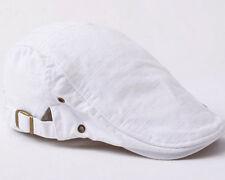 New Spring Mens Gatsby Beret Driver Hats Vintage Irish Cabbie Flat Cap S/M #0704