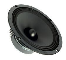 "O2 Audio OM8100 8"" Midrange Car Audio Loud Speaker OM8-100 200 Watts Peak"