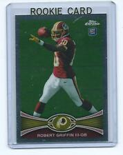 Robert Griffin III RG3 2012 Topps Chrome Rookie Card #200 QTY