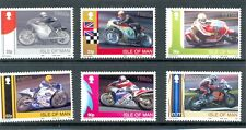 Isle of Man-Honda Motorcycles mnh set -2009-Motorbikes