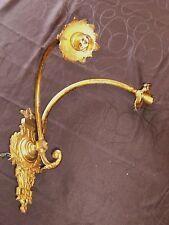 ANCIENNE grande APPLIQUE/BRONZE/ STYLE LOUIS XVI /2 BRAS DE LUMIERE / H. 28  c