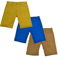 Levis 508 Denim Shorts Blue Yellow Tan 29 30 31 32 33 34 36 38