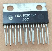 1 pc.  TEA1020SP   Vertical Sweep for Large Screen Color TV Sets  NOS  #BP