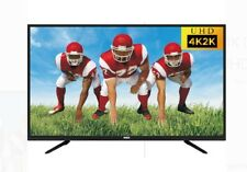 "RCA 50"" 127 CM Class 4K (2160P) LED TV NEW ULTRA HD 4 HDMI PORTS 60 Hz"