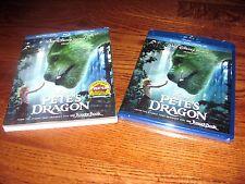 Pete's Dragon: Disney; Live Action (Blu-ray/DVD+Digital HD,2016) New+I Ship Fast