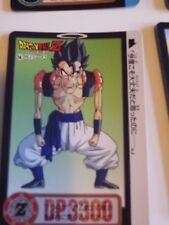 DRAGON BALL GT Z DBZ HONDAN PART 22 CARDDASS DP CARD CARTE 246 MADE IN JAPAN NM