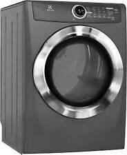 """Electrolux 27"""" 8.0 cu. ft. Gas Front Load Dryer with Steam - Efmg517Stt"""