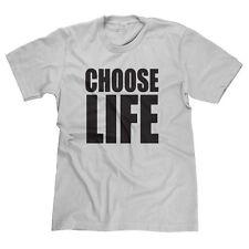 Choose Life Wham Wake Me Up Before You Go-Go 80s Music Video Parody T-Shirt Tee