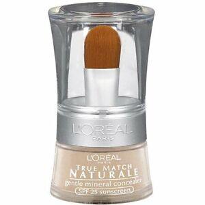 Loreal Bare Naturale Gentle Mineral Concealer 484 Medium / Deep New