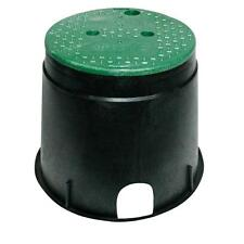 Valve Box Outdoor Garden Sprinkler Drip Irrigation Water Watering Cover Lid Tool