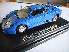 Bburago cod 1535 Bugatti EB 110 (1991) with box 1/24