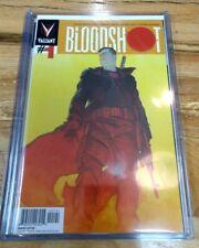Bloodshot #1 Variant 1:50 Esad Ribic Incentive Cover Valiant Comics 2012 VF