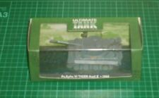 Atlas Editions Ultimate Tank 1/72 Tiger I Ausf E - Micheal Wittmann