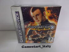 I FANTASTICI 4 FLAME ON (NINTENDO GAME BOY ADVANCE GBA) NUOVO NEW PAL VERSION