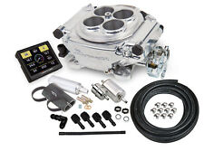 Holley SHINY Sniper EFI Self Tuning Fuel Injection System Complete Master Kit