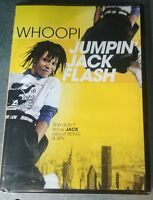 Jumpin Jack Flash (DVD, 2013) Brand New! Factory sealed! Region 1