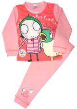 Vêtements ensemble pyjama en polyester pour fille de 4 à 5 ans