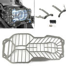 Motorcycle Headlight Protector Frame Guard Cover For BMW G310GS 2017-2019 Silver