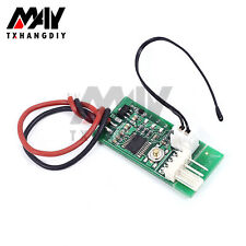 DC 12V PWM 4Wire Fan Temperature Controller Speed Governor for PC Fan/Alarm A2TD